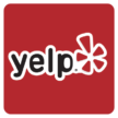 Yelp Icon Red